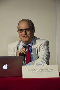 Santo Di Nuovo – Catania University (Italy)