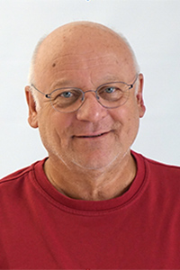Peter Schulthess, Swiss Gestalt therapist, Chair of Science and Research Committee in EAP