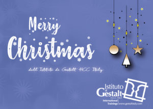 Merry Christmas from Istituto di Gestalt HCC Italy Home