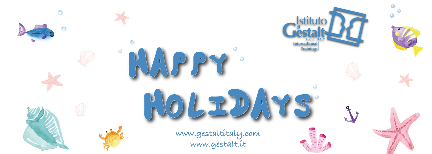 Happy Holidays Gestalt