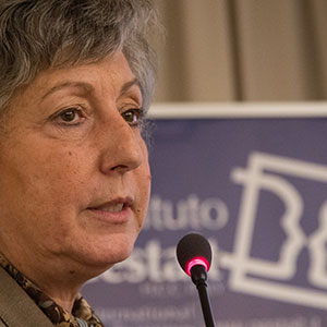 Margherita Spagnuolo Lobb Comment to Donna Orange's Speech
