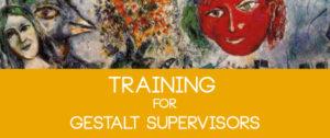Training for Gestalt Supervisors Acredited by EAGT Home