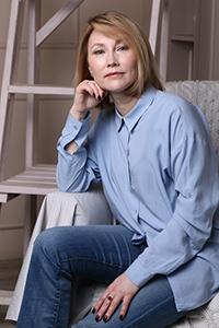 Reseda Popova - Clinical and Developmental Psychologist, Volga Region Institute for Gestalt Therapy, Kazan (Russia)